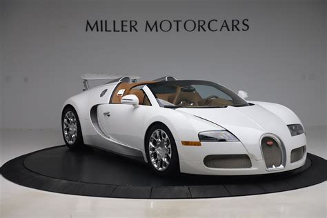 Over 1,000 hp, a top speed of. Pre-Owned 2011 Bugatti Veyron 16.4 Grand Sport For Sale (Special Pricing) | Alfa Romeo of ...
