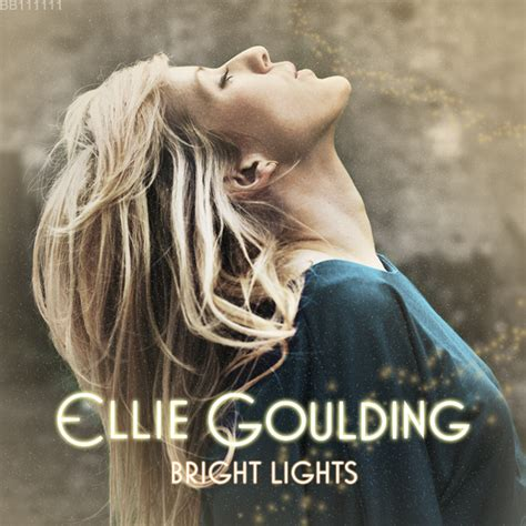 Lights Album Ellie Goulding by Lewiip Coverz Ellie Goulding Bright Lights Fanmade By