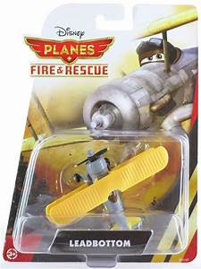 Cars Disney Planes Fire Rescue Leadbottom. Lo + Nuevo ...