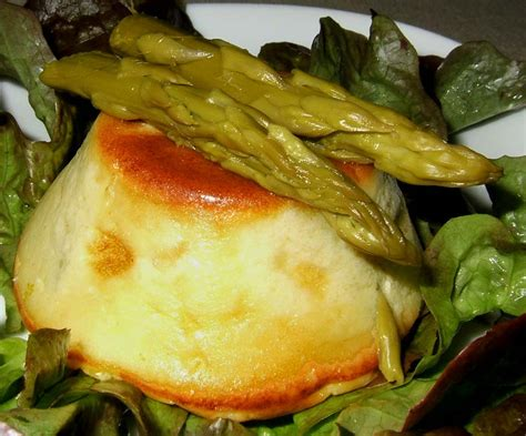 cuisiner les asperges vertes fraiches flan aux asperges ma cuisine santé