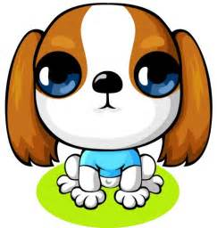 Cartoon Dogs and Puppies