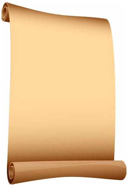 Paper Scroll Transparent Clipart Pink Sheet Transparentpng