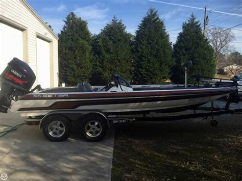 Skeeter Zx225 Boats For Sale by 2009 Used Skeeter Zx225 Bass Boat For Sale 29 500