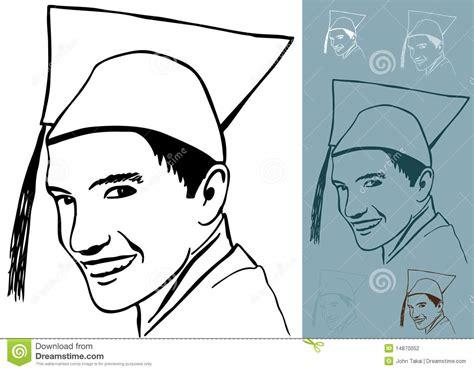 graduate drawing stock photography image