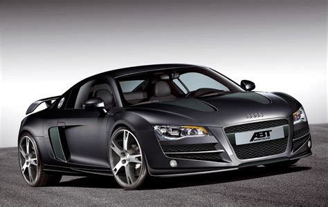 2008 Abt Audi R8 Cars Pictures