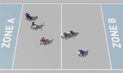 jeux de fauteuil roulant sport en fauteuil roulant exercices de base pour jeux d 233 quipe jeu de base 187 mobilesport ch
