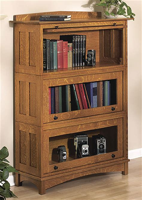 Woodworking Plans Bookcase by Barrister S Bookcase Woodworking Plan From Wood Magazine