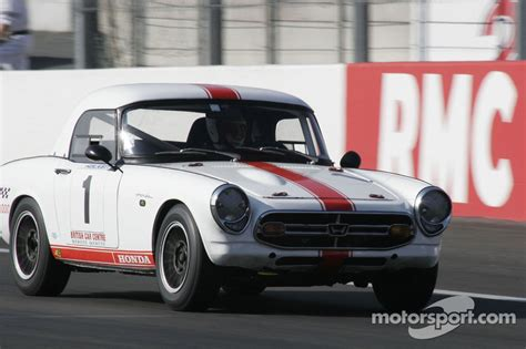 1savelli Edmondhonda S800 Racing At Le Mans Story