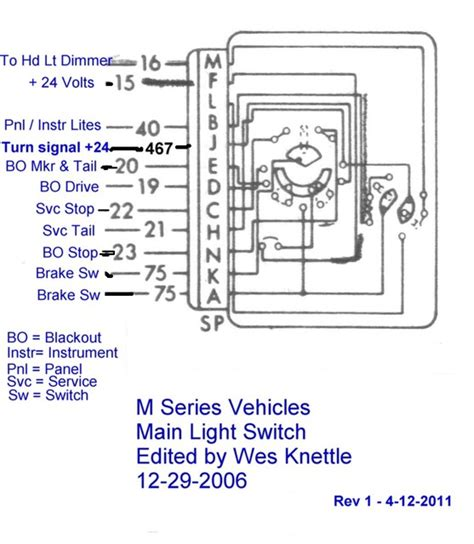 Willys Wiring Diagram With Ignition Switch Wes
