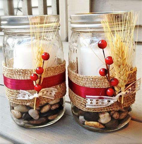 christmas decorating  mason jars   christmas