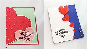 beautiful handmade 39 s day card idea 2