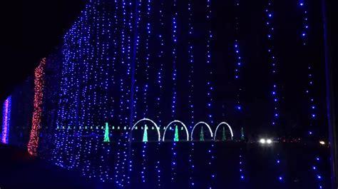 4 drive thru holiday light displays in north carolina