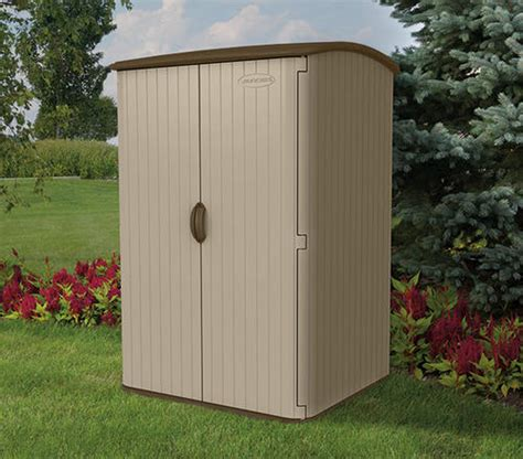 menards resin storage sheds suncast large vertical 4 8 quot x 6 9 quot x 4 2 quot storage