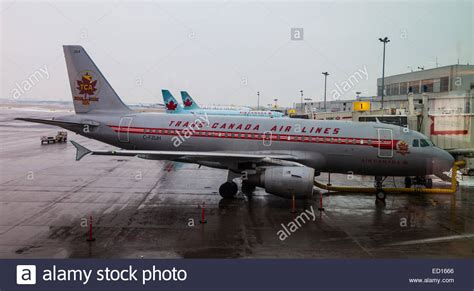 bureau air canada montreal an air canada airbus jet at montreal airport painted in