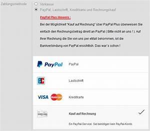 Paypal Plus Rechnung : ls chemie gmbh paypal plus rechnungskauf ~ Themetempest.com Abrechnung