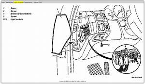 1999 Mercede E320 Fuse Diagram