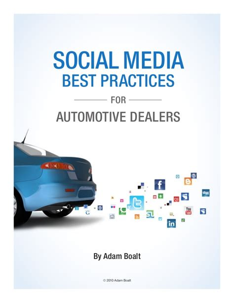 capgemini si鑒e social social media best practices for automotive industry