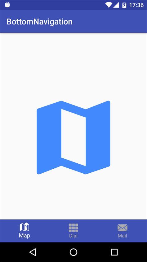 f android как добавить bottomnavigationview в ваше android приложение