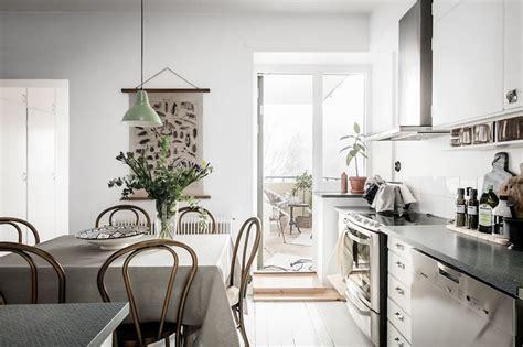 kitchen interior design 2016 modern vintage interior design in swedish apartment Modern
