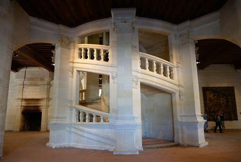 l escalier du chateau de chambord le ch 226 teau de chambord le r 234 ve de fran 231 ois ier culturez vous