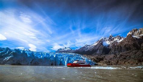 reallatino tours bootsfahrt zum grey gletscher chile