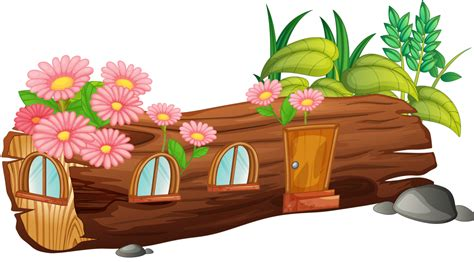 Fairy House Clipart