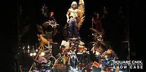 Square Enix Character Goods Shop Show Case