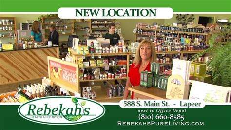 Rebekahs New Location Commercial - YouTube