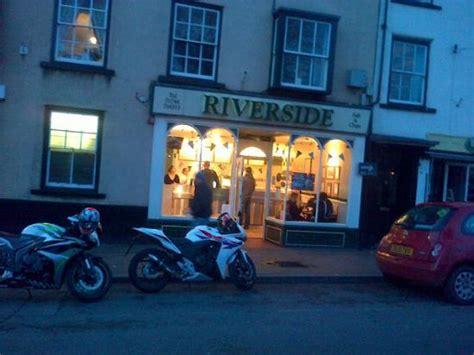 riverside fish  chip shop bridgnorth updated