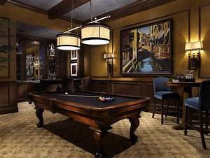 Pub, Tables, In, The, Game, Room