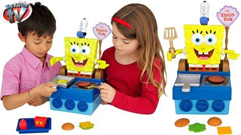 Spongebob Squarepants Krusty Krab Talking Krabby Patty
