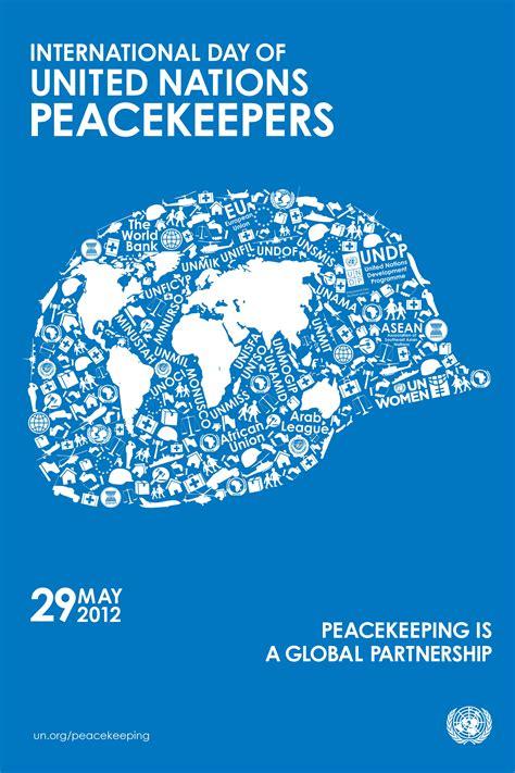 international day   peacekeepers unmil