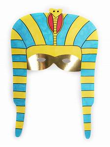 how to make an egyptian mask hobbycraft blog With egyptian masks templates