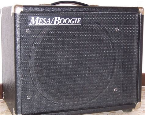 Mesa Boogie Cabinet 1x12 by Tuki Padded Cover For Mesa Boogie Thiele 1x12 Speaker