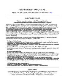 Management Resume Sles by Sales Manager Resume Template Premium Resume Sles