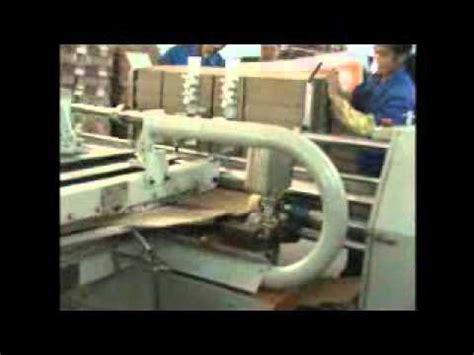 packaging machine carton box making machine youtube