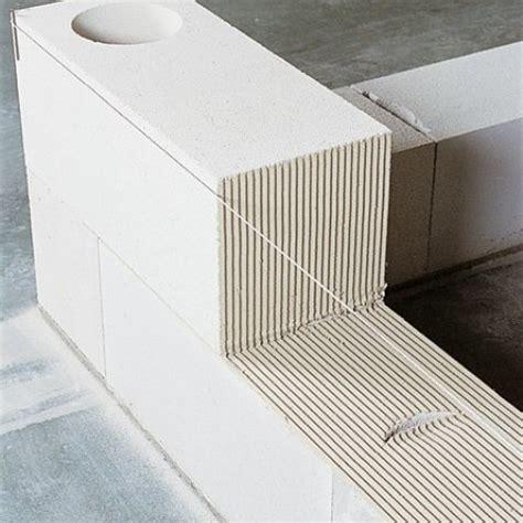 Escalier Beton Cellulaire. Good Beton Cellulaire With