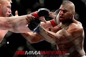 Alistair Overeem Disappointed, Not Surprised, Brock Lesnar ...