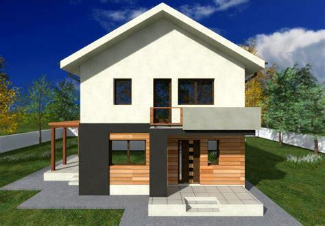 small two house plans proiecte de mici cu un etaj spatiu suplimentar