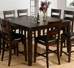 jofran furniture dining chairs dining table sets With bar height kitchen table sets