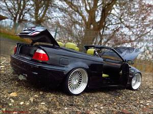 Bmw E46 Alpina : 1 18 tuning bmw e46 m3 cabriolet phantom black alpina ~ Kayakingforconservation.com Haus und Dekorationen