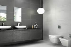 carrelage de salle de bain nano fantasy white anthracite With salle de bain anthracite
