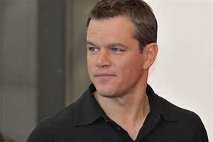 Matt Damon – Actor, Producer, Screenwriter - Biography