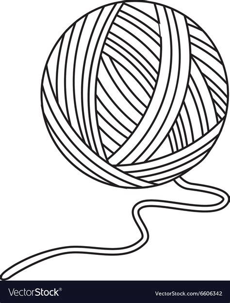 Of Yarn Clip Yarn Vector Free Clipart Library