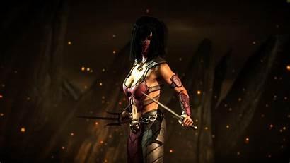 Mileena 4k Mortal Kombat Kitana Wallpapers Costumes
