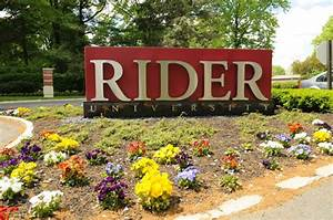 Rider Universit... Rider University