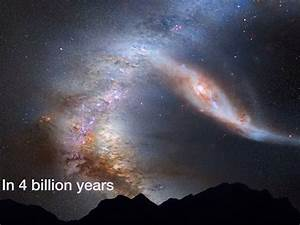 When will the Andromeda and Milky Way galaxies collide ...