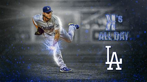 Los Angeles Dodgers Baseball Wallpapers ·①