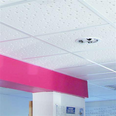dalle de plafond acoustique 224 perforations al 233 atoires