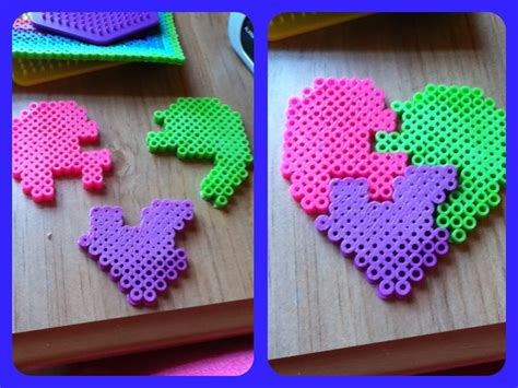 Friendship Heart. The Pieces Can Fit Back Together. I Made